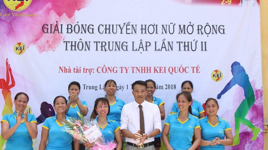 KEI QUỐC TẾ- Đồng hành cùng